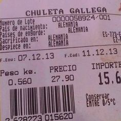 Chuleta gallega made in Germany