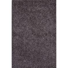 "Mercer41 Woodside Gray Solid Area Rug Rug Size: 7'6"" x 9'6"""