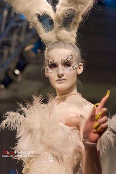 rabbit makeup - Google Search