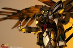 GUNDAM GUY: MG 1/100 Wing Zero Custom - Customized Build