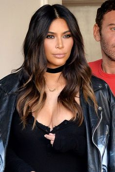 From reality TV star to fashionista, we chart the changing beauty style of Kimmy K