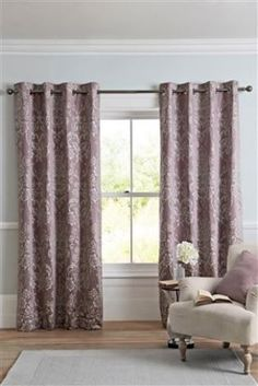 Meticallic Curtains #mycosyhome