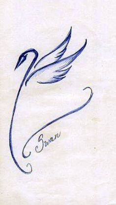 The Swan by Damned5.deviantart.com on @deviantART