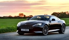 2015 Aston Martin DB9 Carbon Black Edition Front Wallpapers