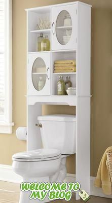 Freshen up with buy now, pay later bathroom furniture! Browse smart bathroom space savers and furniture, including towers, over-the-toilet cabinets and storage shelves. Bathroom Organization, Bathroom Storage, Small Bathroom, Corner Sink Bathroom, Bathroom Laundry, Toilet Storage, Shoe Storage, Laundry Rooms, Organization Ideas