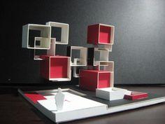 bo cuc tao hinh - Tìm với Google Geometric Sculpture, Abstract Geometric Art, Sculpture Art, Sculptures, Architecture Foundation, New Architecture, Minecraft Modern, Surface Art, Origami And Kirigami