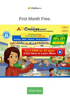 Best deals and coupons for ABCmouse.com