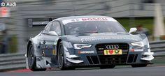 Audi Motorsport Blog: DTM: Edoardo Mortara takes grid position three for Audi