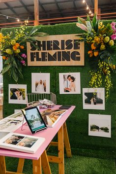 Sherise Fleming Photography Stall