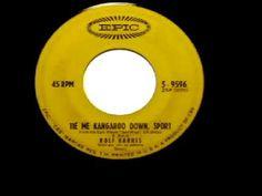 """My Dad loved this song!  Good memories.....Rolf Harris - """"Tie Me Kangaroo Down, Sport"""" - 1963 (U.S.) YouTube"""
