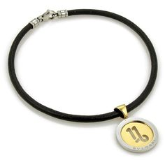 All Modern Fashion Styles for Sale Disc Necklace, Pendant Necklace, Yellow Necklace, Zodiac Jewelry, Zodiac Capricorn, Round Pendant, Modern Fashion, All Modern, Engraved Pendants
