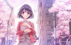 Anime Saekano: How to Raise a Boring Girlfriend Wallpaper