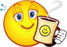 Smiley Symbol: 14 Cool Smileys/Emoticons (My Collection) Smiley Symbols, Emoji Symbols, Smiley Emoticon, Good Morning My Friend, Emoji Faces, I Love Coffee, Coffee Coffee, Coffee Humor, Happy Coffee