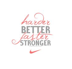 nike quotes | quote fitblr fitspo health motivation exercise inspiration stronger ...
