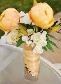 Bending Popsicle Sticks for a Wooden Helix Vase