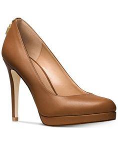 0ae703be232 Antoinette Pumps. Michael Kors PumpsBrown PumpsShoes ...