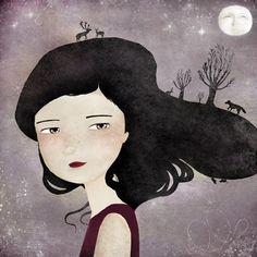 Mon Petit Monde - Anne-Julie Aubry