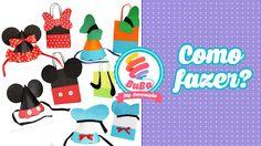 FESTA MICKEY MOUSE (TURMA DO MICKEY) Mickey Mouse, Festa Party, Magic Kingdom, Disney Characters, Fictional Characters, Kids Rugs, Ebay, Youtube, Mickey Party