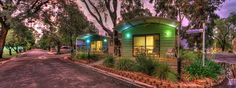 Accommodation - Villa 1 & 2 - BIG4 Deniliquin Holiday Park. These luxury villas are fully self-contained and promise a wonderful stay on your holiday in Deniliquin.