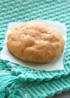 The Best Snickerdoodle Cookie Recipe | The Girl Who Ate Everything