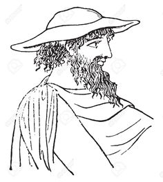 A petatsos hat was a long brimmed hat that was worn to evade and be  protected 1c8063517ab