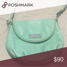 Marc Jacobs Shoulder Bag Awesome condition, no stains, great color Marc by Marc Jacobs Bags Shoulder Bags