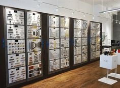 Stop by our new showroom at 481 Washington Street in SoHo to see all of our new decorative hardware displays!