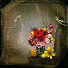 Maggie Taylor, Lanoue Fine Art - Artists Work Detail