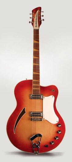 1967 Rickenbacker 360-F