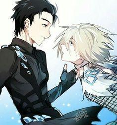Resultado de imagen para yuri on ice agape and eros