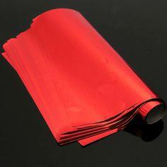 Gold Silver Red Hot Stamping Foil Paper Laminator Laminating Transfer On Elegance Laser Printer Craft Paper 50pcs 20x29cm A4 Foil Stamping Foil Paper Paper Crafts