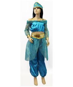 Plus+Size+Arabian+Princess+Costume | Arabian Princess Girls Costume