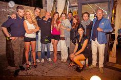 Foto di gruppo per ricordare questa bellissima serata! Arrivederci alla prossima tappa!