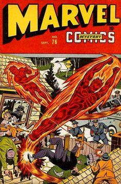 Marvel Mystery Comics #76