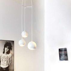 Deadstock Cannonball Pendant Light