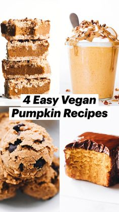 Vegan Pumpkin, Healthy Pumpkin, Pumpkin Recipes, Pumpkin Spice, Delicious Vegan Recipes, Healthy Dessert Recipes, Healthy Desserts, Gluten Free Recipes, Pumpkin Truffles