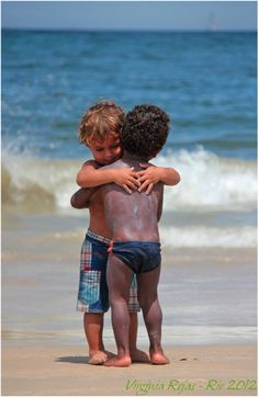 """""""Beautiful-No one is born racist, Racism is taught."""" Couldn't have said it better myself, racism is socially just accepted today, when one looks at their own life through a microscope, were they taught racism? Absolutely, through friends/family media and other vessels without a doubt racism is becoming the only course in which america offers to EVERYONE."""