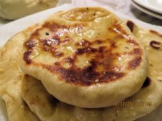 Madhur Jaffreys Naan Bread Recipe - Food.com
