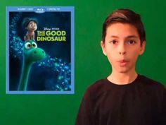 DVD/Blu-ray Review: The Good Dinosaur by KIDS FIRST! Film Critic Ryan R. #Disney #TheGoodDinosaur