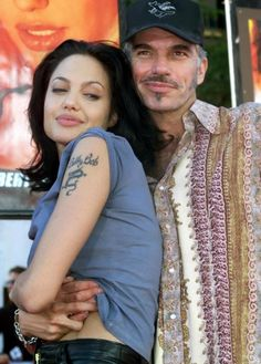 Once famously married to Angelina Jolie, one of the most striking actresses of her generation, Billy Bob Thornton is Hollywood¿s most unlikely lothario Las Vegas Weddings, Film Serie, Celebs, Celebrities, Celebrity Couples, Angelina Jolie, Johnny Depp, Movie Stars, Beautiful People