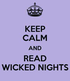 wicked nights - gena showalter