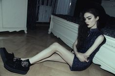itsmissbrillian:  Violet Ell