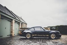 Don't let the weather stop you! Photo: @amyshorephotography #ClassicDriver