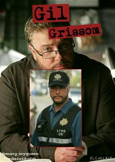 Gil Grissom
