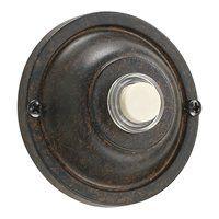 7-304 Lighted Round Doorbell Button