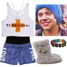 """""""<3"""" by calm-it-curly on Polyvore"""