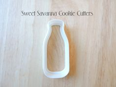 Check out this item in my Etsy shop https://www.etsy.com/listing/197918211/milk-bottle-cookie-cutter