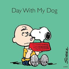 Day with my dog.