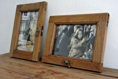 cadres photos en portes de buffet. Reserved rights: Le Meuble du Photographe