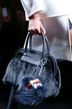 The New Fendi's Bag Collection for A/W 2013/2014. But, please, take it without the fox's accessory :)
